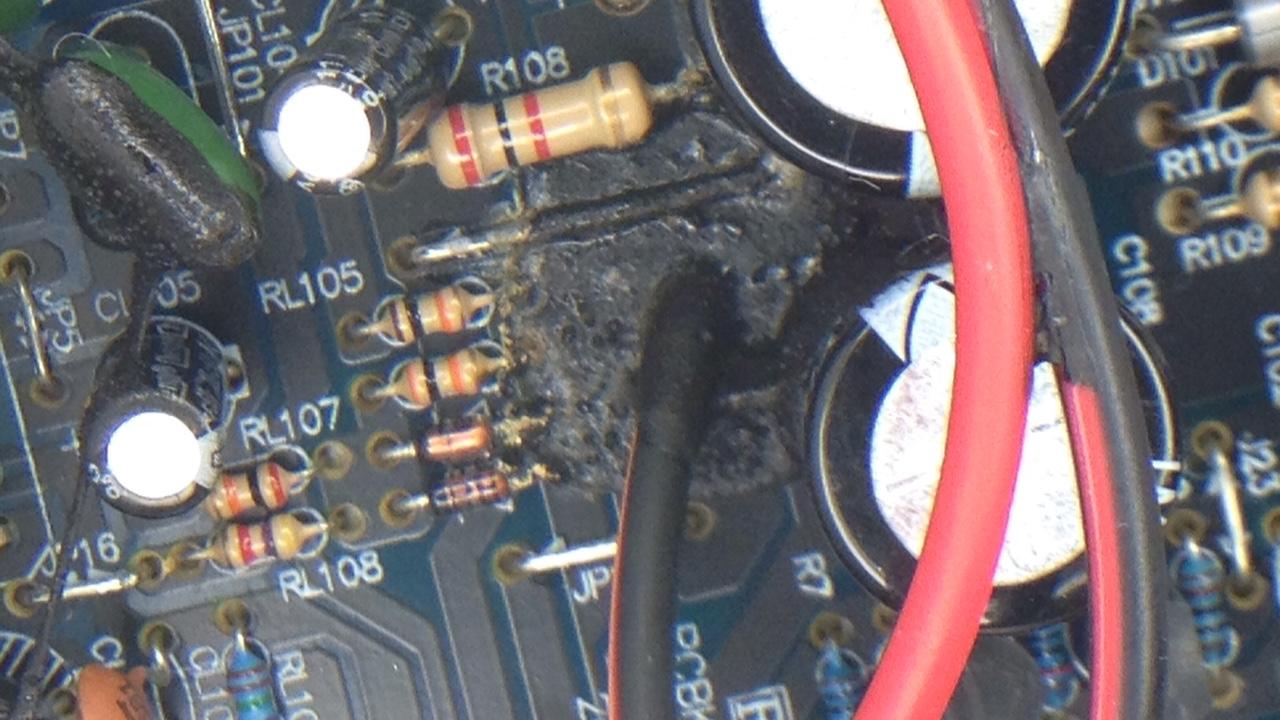 IMG_6932 shade tree repair guide crackling static in krk rokit 6 speakers KRK Rokit 8 at bayanpartner.co